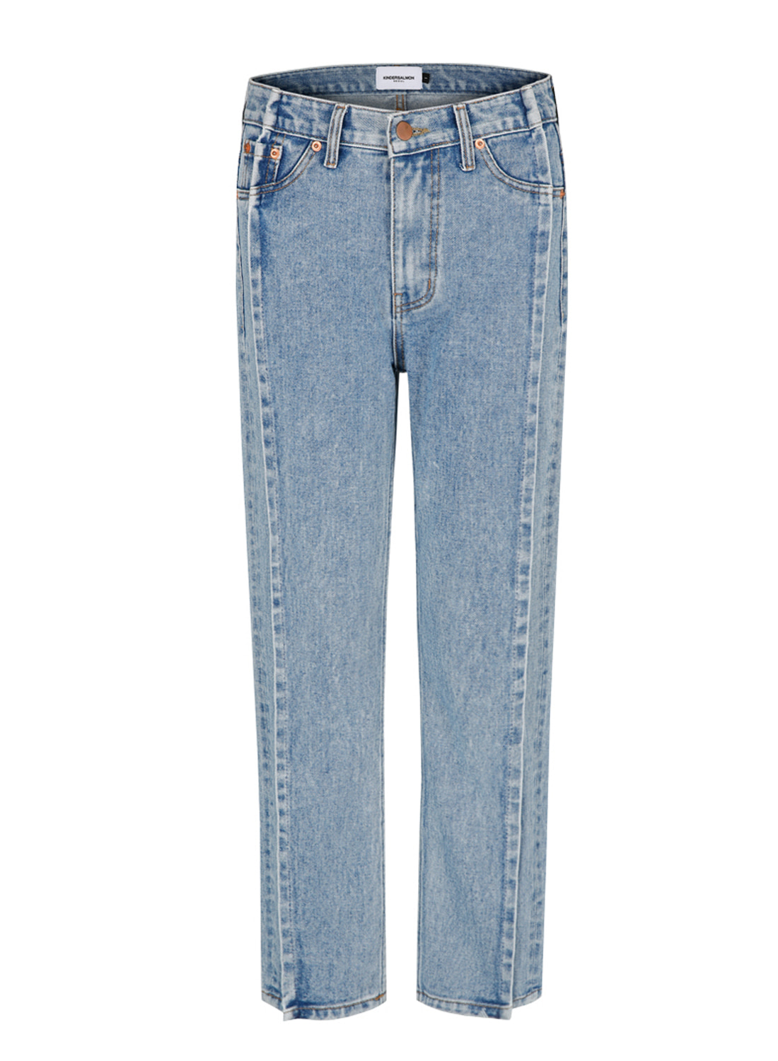 SS18 DENIM PANTS BLUE