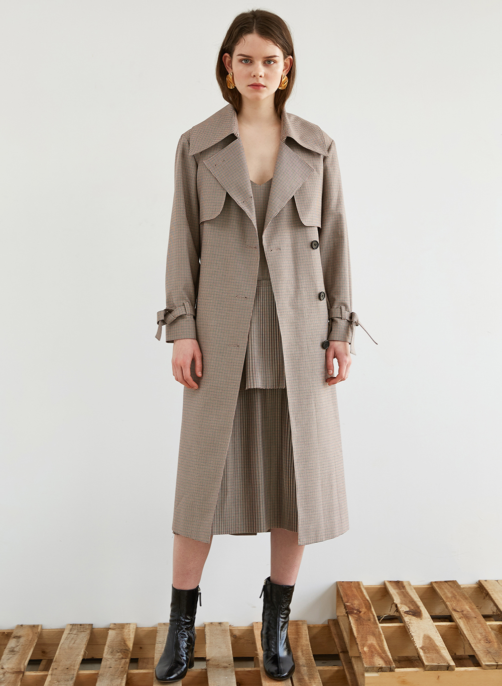 FW18 TRENCH COAT