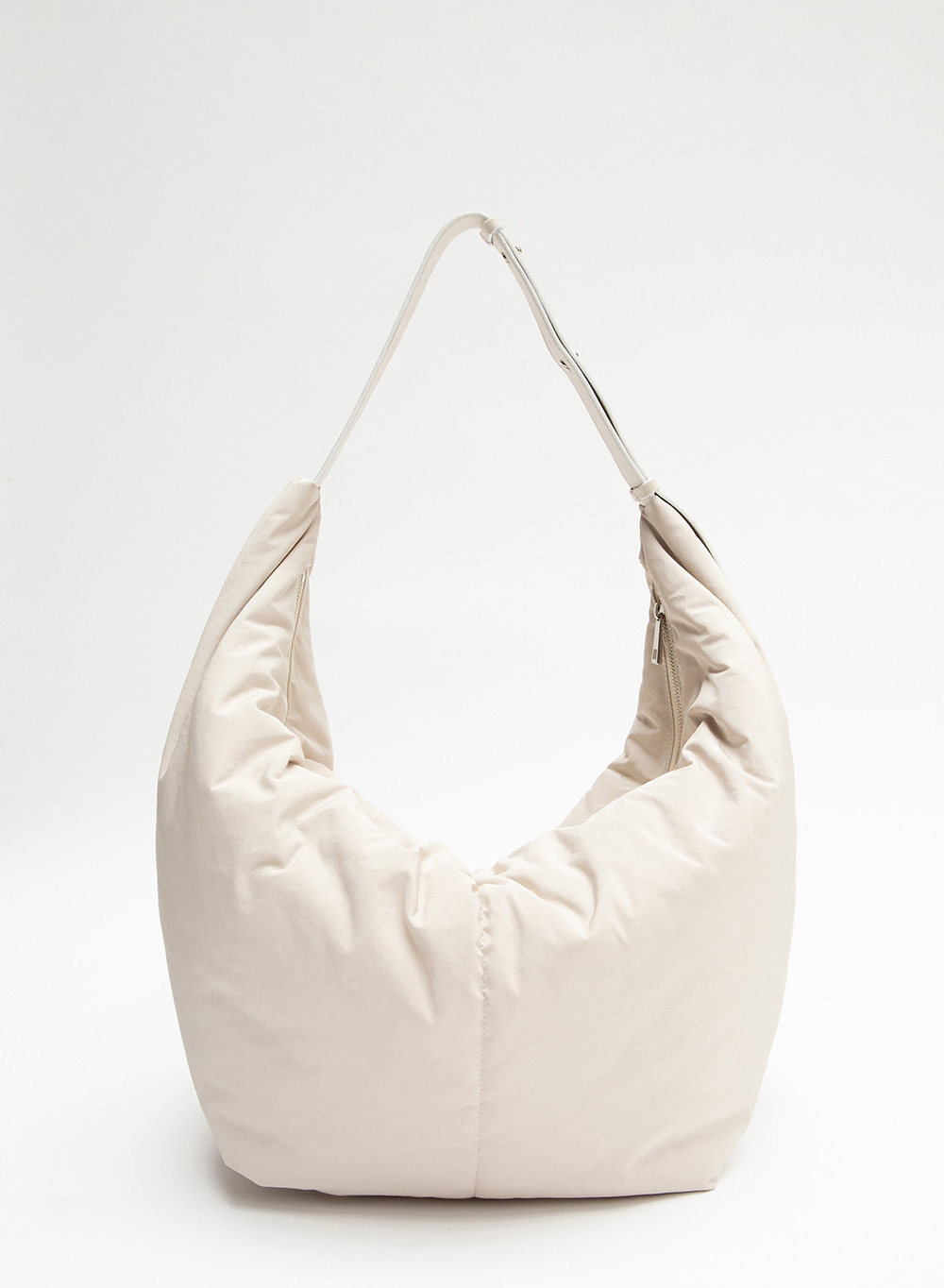 FW20 Padded Shoulder Bag Cream