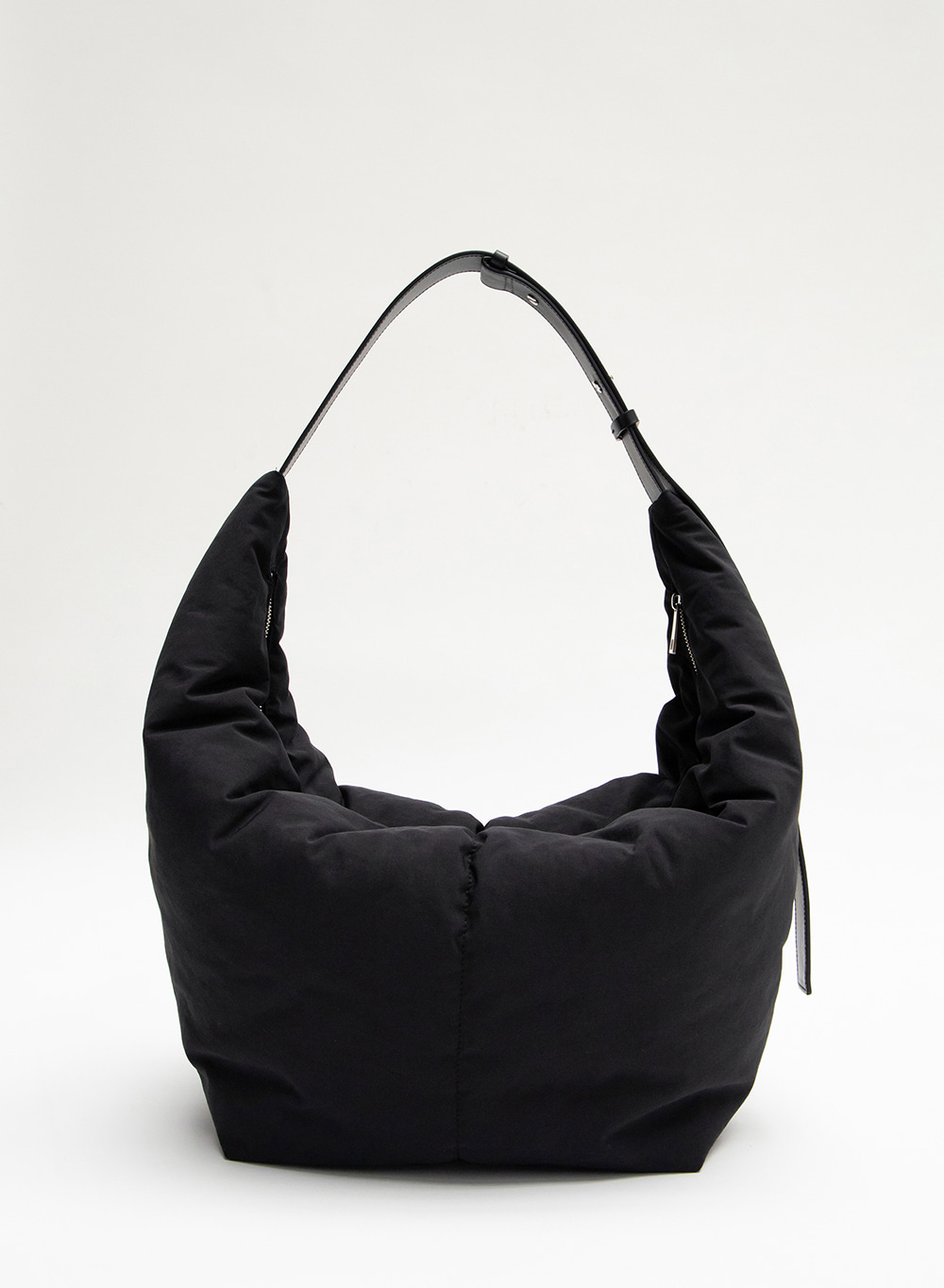 FW20 Padded Shoulder Bag Black